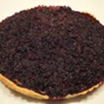 Tarte-aux-mures-Tarte cuite