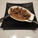 Rognon-de-boeuf-En assiette