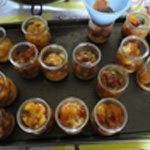 Verrine-de-pommes-Beurrer les verrines
