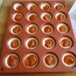 Feuilleté-poivron-rouge-Remplir de tapenade