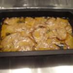 Foie-gras-a-la-truffe-Mouler le foie