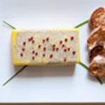 Foie-gras-a-la-truffe-Foie et baies rouge