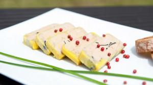 Recette de Foie gras à la truffe