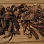 Fondue-aux-cèpes-Cèpes séchés