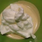 Gateau-aux-pommes-Neige et blanc d'oeuf