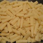 Gratin-de-pates-Les-pâtes