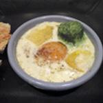 Oeuf-cocotte-aux-épinards-Pret à cuire