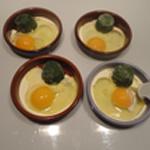 Oeuf-cocotte-aux-épinards-Casser l'oeuf