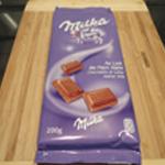 Panacotta-Milka-Le chocolat