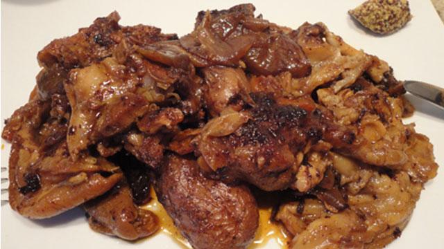 Pied-de-porc-Terminer