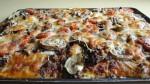 Pizza au boeuf