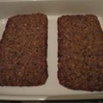 Saumon en croute Ranger les tranches de pain