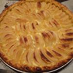 Tarte-aux pommes -Cuire