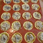 Tartellette-andouillette-Remplir avec la farce