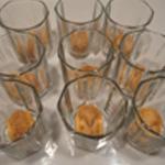 Verrine-citron-vert-Biscuit imbibé