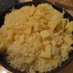 fondue-aux-morilles-Raper le fromage