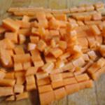 Bisque-de-crevettes-Couper les carottes