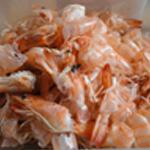 Bisque-de-crevettes-Saisir les carapaces