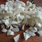 Escargots recette Ciseler l'ail frais
