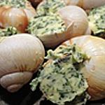 Escargots recette Remplir les coquilles