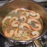Espuma-de-crevettes-Retourner les crevettes