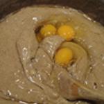Préparation de la pate à pain d'épices