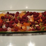 Salade de fruits Terminer