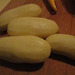 Soupe-aux-épinards-Eplucher les pdt