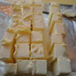 Cake à la mangue le beurre mou