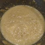 cake à la mangue mélanger