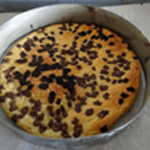Délice au chocolat cuire la pâte