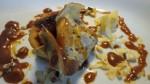 Aumônières aux pommes et caramel salé