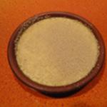 Creme brulée cerises séchées Crème cuite