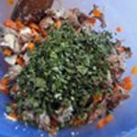 Fromage de tête Ajouter le persil plat