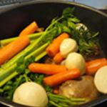 Hachis parmentier Eplucher les légumes