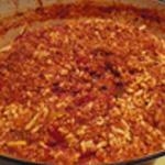 Lasagnes jambon laisser réduire