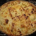 Tarte au Roquefort Tarte cuite