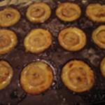 Tartelette à la banane Cuite