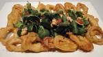 Calamars en beignets