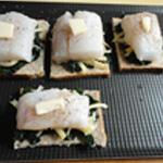 Roti de cabillaud Une noisette de beurre