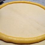 Saint Honoré Ruban de pâte à choux