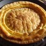 Saint Honoré Pâte cuite