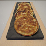 Ail des ours pancakes Zoom