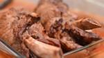 Cote de bœuf à la Tapenade de tomate