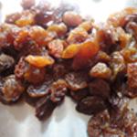 Daurade royale Conacasser le raisin