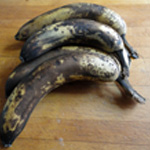Gratin de banane Bananes bien mûres