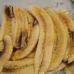 Gratin de banane Bananes flambées