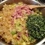 Parmentier de poulet Saler et poivrer