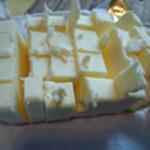 Parmentier de poulet Couper le beurre mou