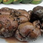Rognon de veau au barbecue